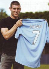 Milner signs