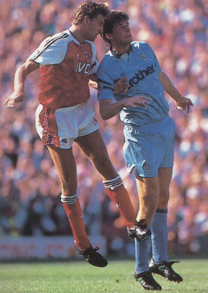 arsenal away 1991 to 92 action6