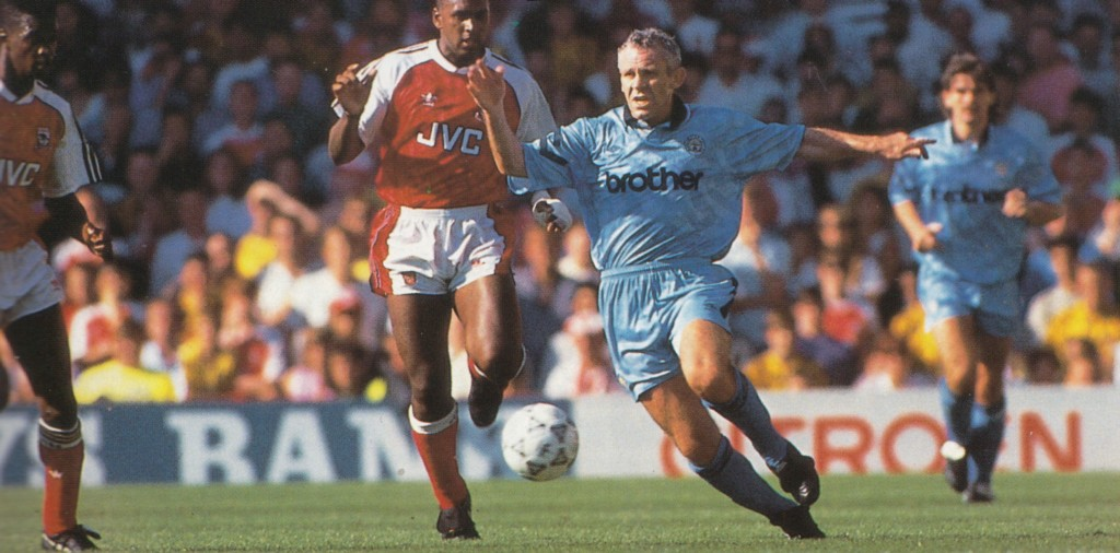 arsenal away 1991 to 92 action7