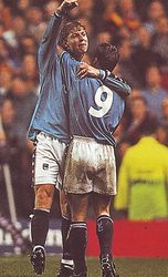 bradford home 1997 to 98 vaughan goal2
