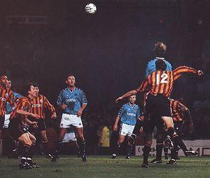 bradford home 1997 to 98 vaughan goal4