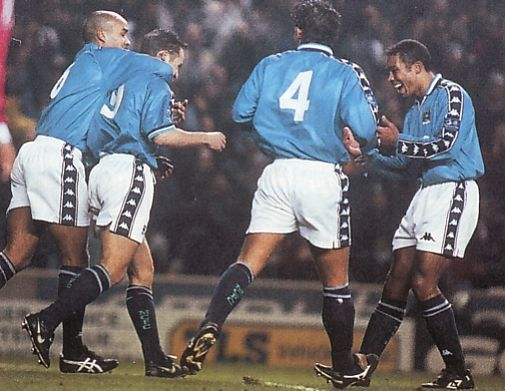 charlton home 1997 to 98 dickov goal