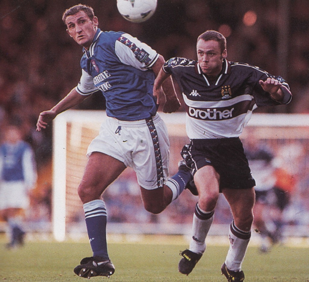 ipswich away 1997 to 98 action6