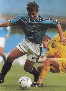 norwich home 1997 to 98 action2