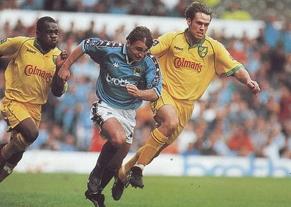 norwich home 1997 to 98 action3