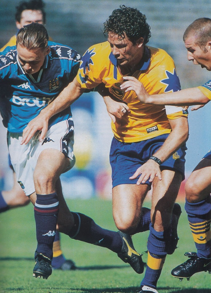 portsmouth home 1997 to 98 action9