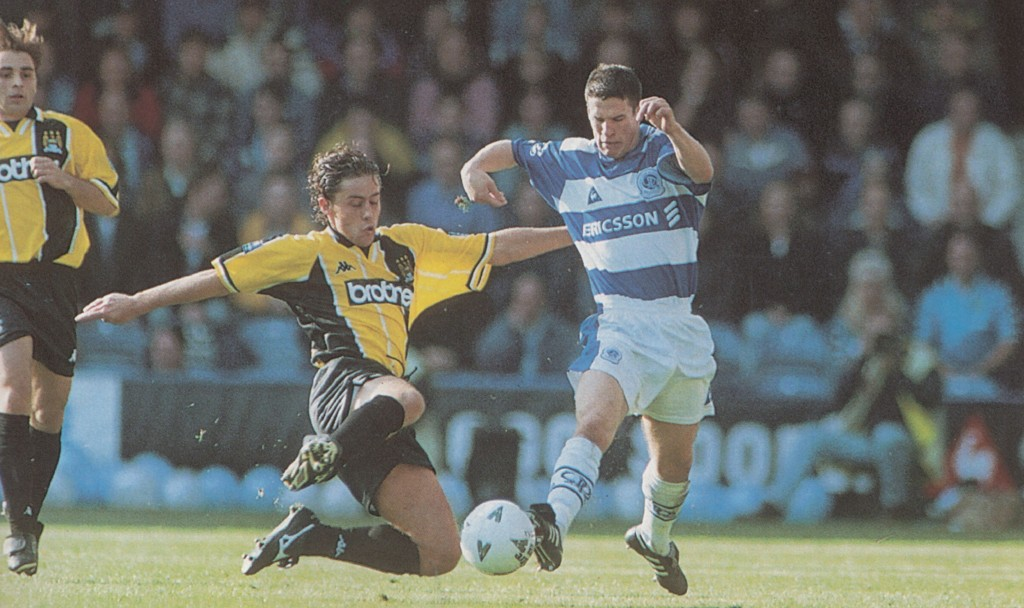 qpr away 1997 to 98 action13