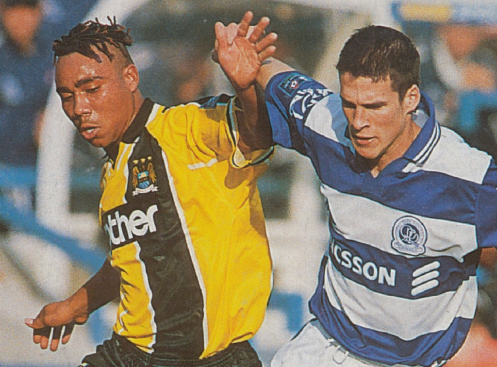 qpr away 1997 to 98 action8