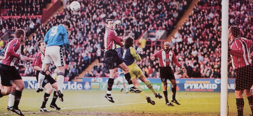 sheff utd away 1997 to 98 action5
