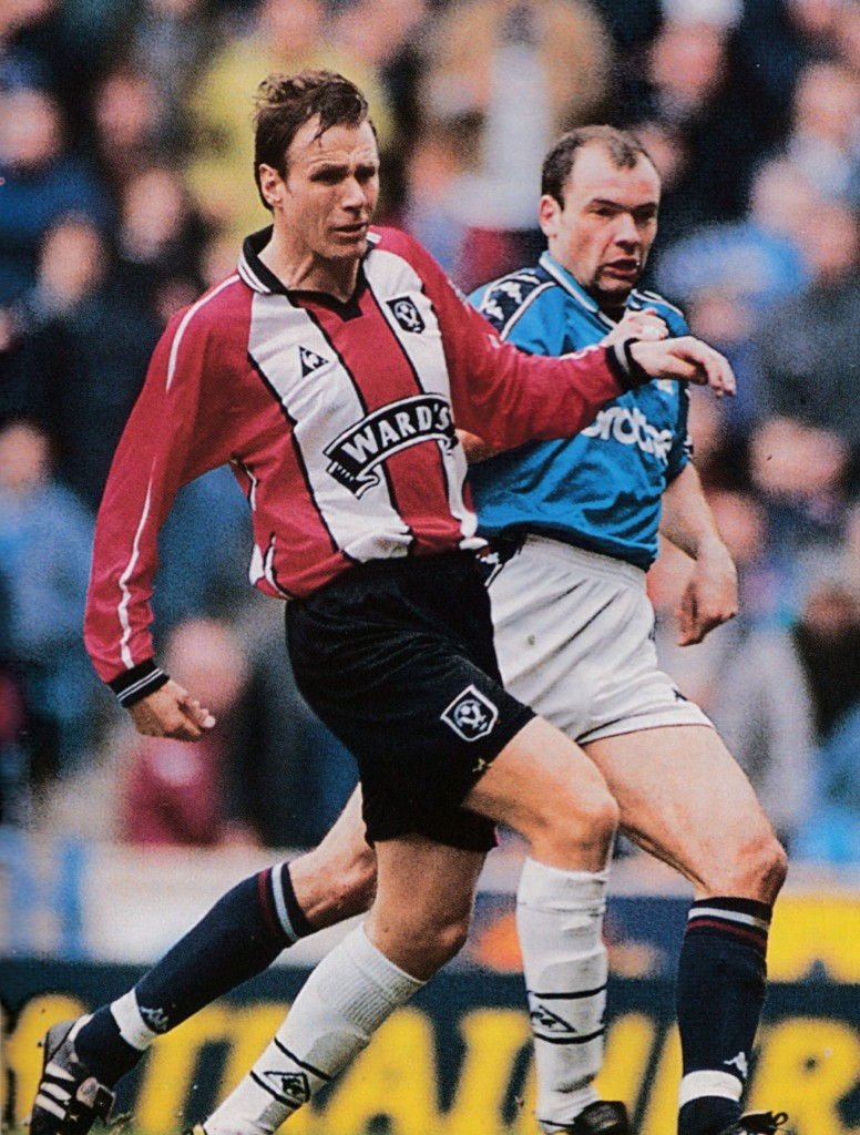 sheff utd home 1997 to 98 action6