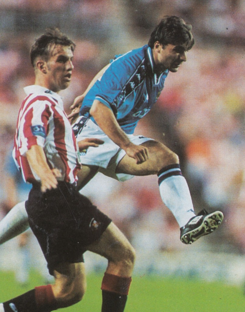 sunderland away 1997 to 98 action6