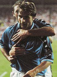 sunderland away 1997 to 98 gio pen goal2