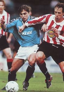 sunderland home 1997 to 98 action