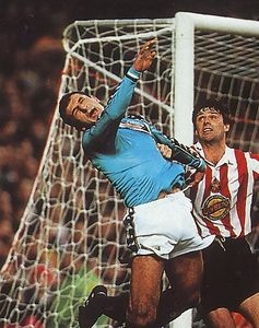 sunderland home 1997 to 98 action3
