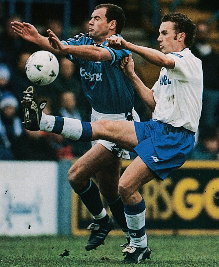 tranmere away 1997 to 98 action6