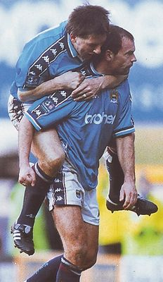 west brom home 1997 to 98 rosler goal