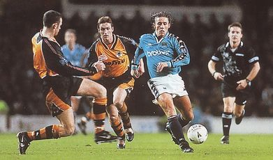 wolves home 1997 to 98 action