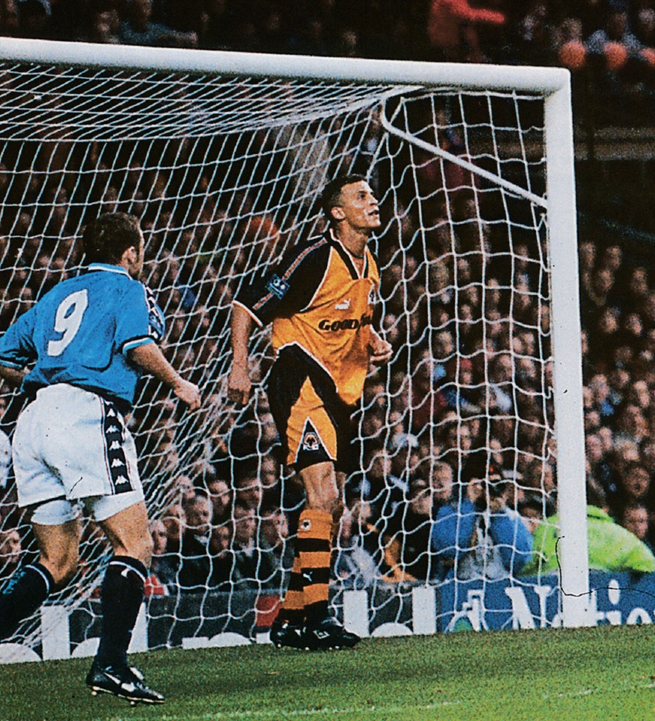 wolves home 1997 to 98 action7