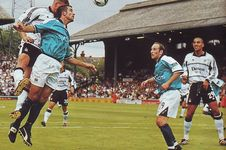 fulham away1999 to00 action