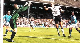fulham away1999 to00 action3
