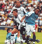 fulham away1999 to00 action5
