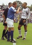 fulham away1999 to00 altercation