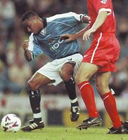 liverpool friendly 1999 to 00 action