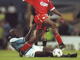 liverpool friendly 1999 to 00 action2