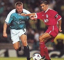 liverpool friendly 1999 to 00 action3