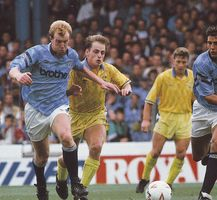 sheff weds home 1991 to 92 action3