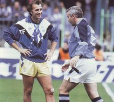 sheff weds home 1991 to 92 both player mgrs