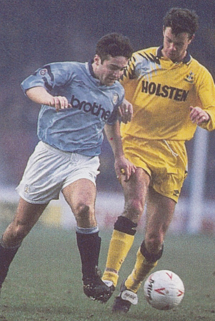 tottenham home 1991 to 92 action7