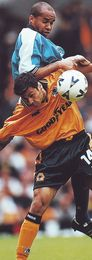 wolves home 1999 to 00 action