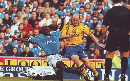 blackburn home 1999 to 00 action