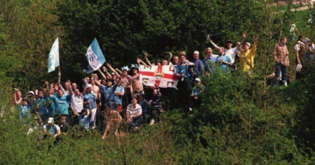 grassy knoll blackburn 1999 to 2000