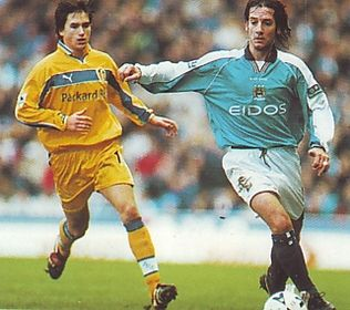leeds fa cup 1999 to 00 action2