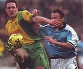 norwich home 1999 to 00 action