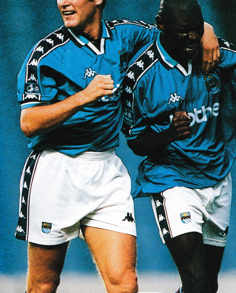 notts county home 1998 to 99 lge cup goater goal 7-1
