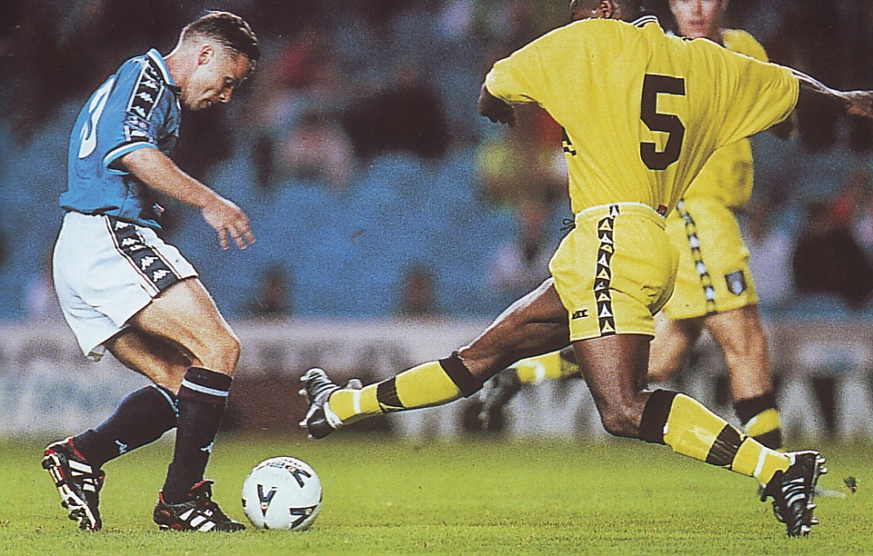 notts county home league cup 1998 to 99 dickov goal 5-0