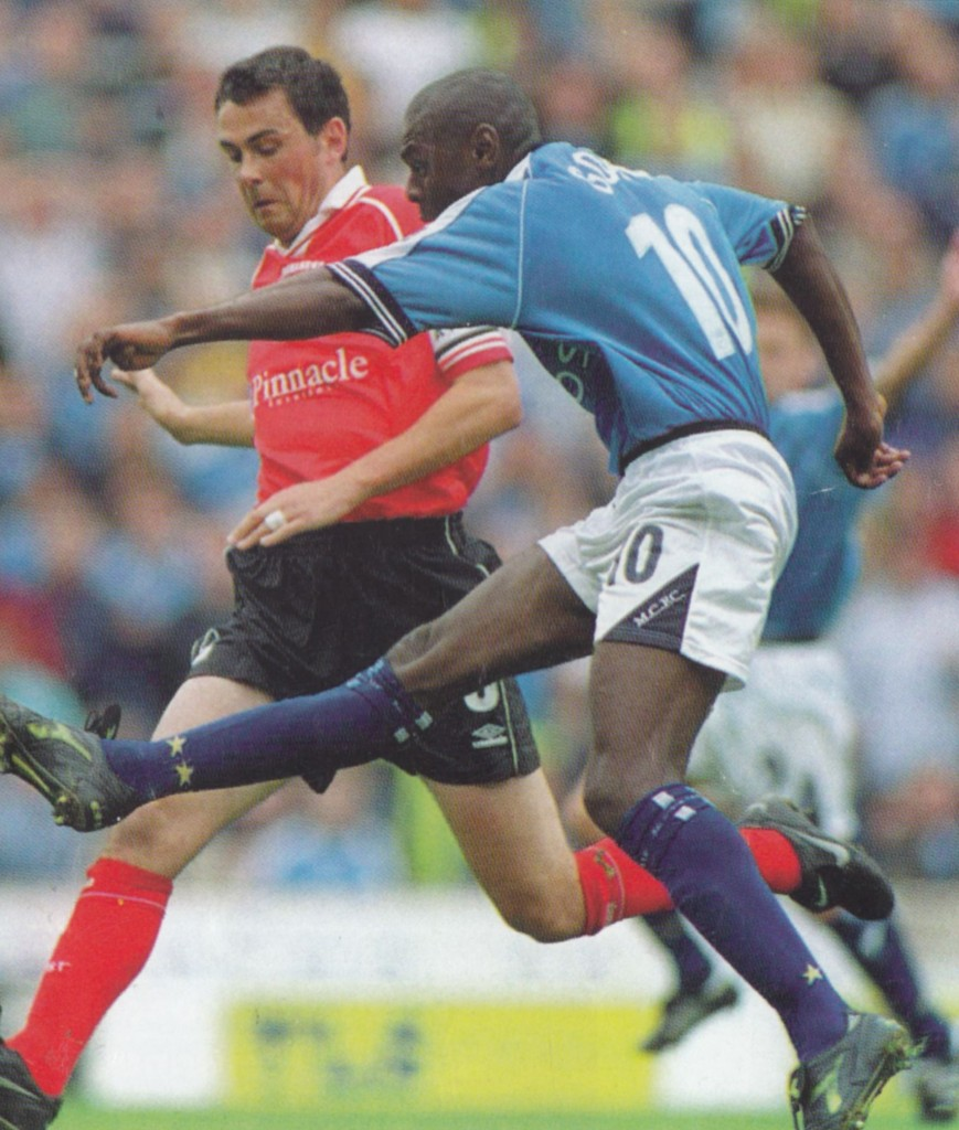 notts forest away 1999 to 2000 goater goal3