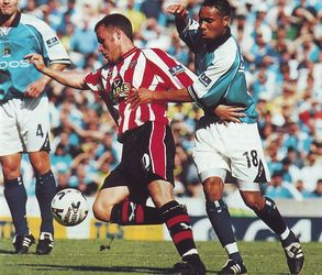 sheff utd home 1999 to 00 action