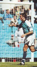 sheff utd home 1999 to 00 horlock 1st pen goal