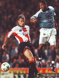 southampton worthington cup home 1999 to 2000  action3