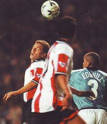southampton worthington cup home 1999 to 2000  action4