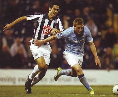 west brom league cup 2010 to 11 action