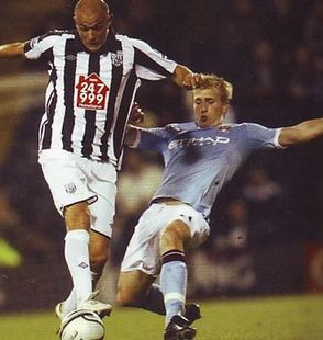 west brom league cup 2010 to 11 action2