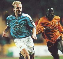 wolves away 1999 to 00 action