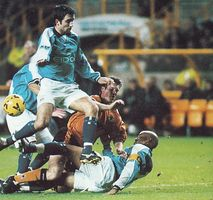 wolves away 1999 to 00 action3