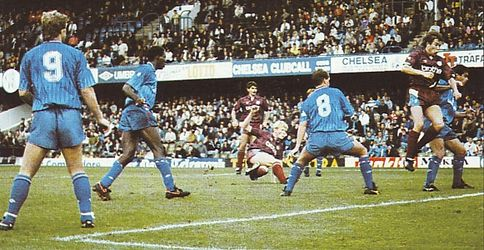 Image result for chelsea 1990