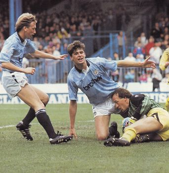 Coventry home 1990 to 91 action